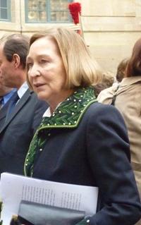 Florence Delay, de l'Académie française