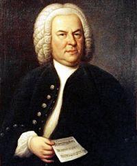 Jean-Sébastien Bach (1685 - 1750) en 1748, Portrait par Elias Gottlob Haussmann