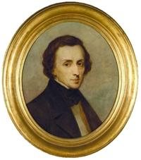 Ary Scheffer, Portrait de Frédéric Chopin