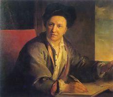 Fontenelle (1657-1757), par Louis Galloche