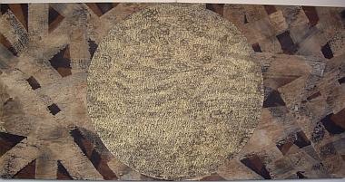 Tableau de Jean Cortot, exposition: Jean Cortot, une lecture de Dante, mai 2010