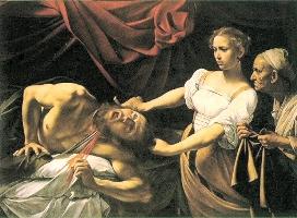 Judith décapitant Holopherne (Caravage, ca. 1598)