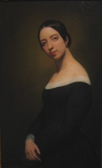 Ary Scheffer (1795-1858) Pauline Viardot (1840)