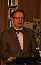 Jean-Luc Marion, membre de l'Académie française, 8 juin 2010, Bibliothèque de l'Institut de France