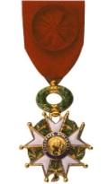 Croix d'officier de la Légion d'honneur