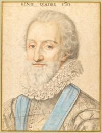 Le roi Henri IV (1553-1610)
