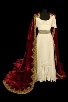 Robe de Maria Callas dans Norma