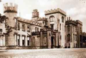 Johnstone House en Écosse, où Chopin a résidé