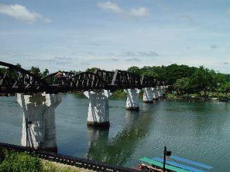 Le Pont de la Rivière Kwaï, de nos jours