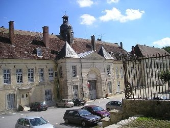Maison centrale de Claivaux