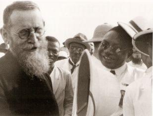 Père Francis Aupiais (1877-1945), missionnaire au Dahomey