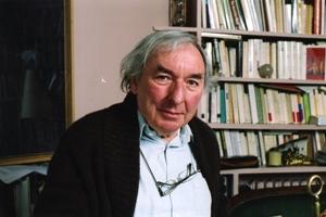 Jean Clair, de l'Académie française photographié par Louis Monier