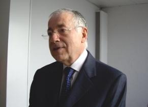 L'académicien et spécialiste du vin Jean-Robert Pitte