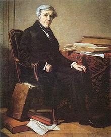 L'Académicien Historien Jules Michelet