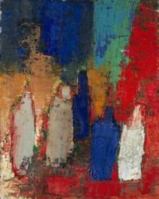 Bouteilles (1952), Collection particulière