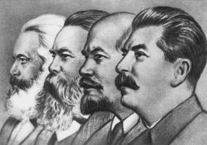 Pour Besançon, le léninisme est à l'origine de tout système totalitaire