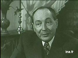 l'Académicien Historien Pierre Gaxotte
