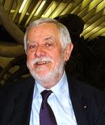 Yves Coppens de l'Académie des sciences, professeur honoraire au Collège de France
