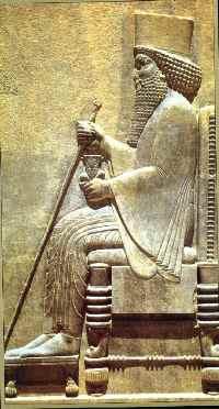 Darius, roi des perses