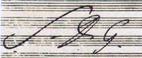 """Soli Gloria Deo"""" de la main de JS Bach"""