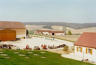 """Photographie de Thibaut Cuisset, """"Yonne"""""""
