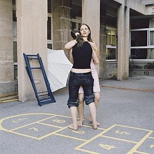 """Photographie de Marion Poussier, """"Un été"""""""