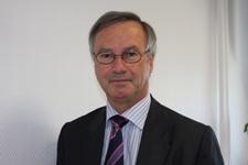 André Nieoullon, président de la Société des Neurosciences.