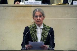 Anne Fagot-Largeault de l'Académie des sciences