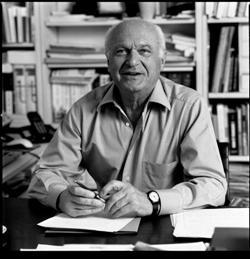 Pierre Nora par Louis Monier