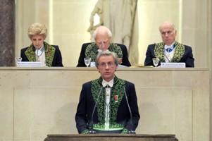 Jean-Christophe Rufin de l'Académie française