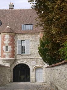 La maison de Jean Cocteau à Milly-la-Forêt