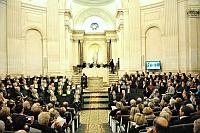 Séance publique annuelle de l'Académie des beaux-arts, Institut de France, 17 novembre 2010