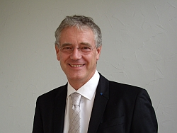Michael Sherpe, présidnt de Messe Frankfurt France, 16 novembre 2010, Canal Académie