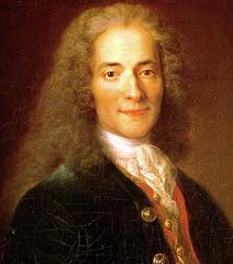 François Marie Arouet dit Voltaire