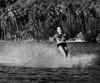 Le ski nautique: une passion