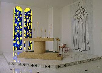 Chapelle dite de Matisse, Vence, Alpes-Maritimes