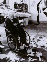 Matisse et ses papiers découpés