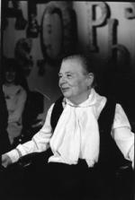 Marguerite Yourcenar par Louis Monier