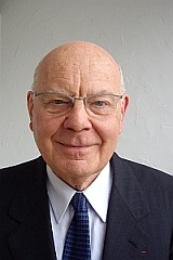 André Vauchez, membre de l'Institut, Académie des inscriptions et belles-lettres, Canal Académie, 28 septembre 2010