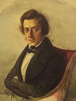 Chopin, par Maria Wodzińska, 1835