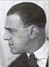 André Chamson, élu à l'Académie Française le 17 mai 1956