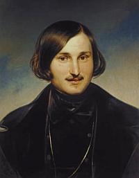 Fedor A. Moller, Nikolaï Gogol, écrivain (1809-1852) – ca.1840