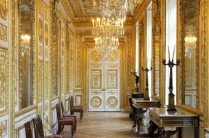 Galerie dorée