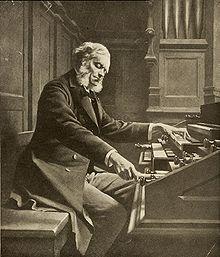 César Franck aux orgues renommées de Cavaillé-Coll à la basilique Sainte-Clotilde