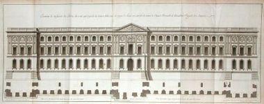 Claude Perrault est célèbre pour avoir été l'architecte de la façade de l'aile est du Louvre. Il est aussi reconnu pour ses travaux en anatomie, physique et histoire naturelle. Ses frères sont les écrivains Pierre Perrault (1611-1680) et Charles Perrault (1628-1703)