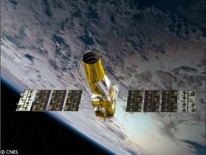 Le satellite COROT, lancé en 2006, est une mission française. Il a découvert pas moins de 15 planètes très différentes les unes des autres tournant autour d'autres étoiles que le Soleil.