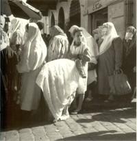 Femmes Casbah d'Alger