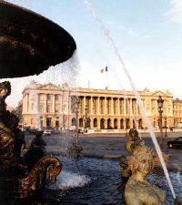Hotel de la Marine, Place de la Concorde, Paris