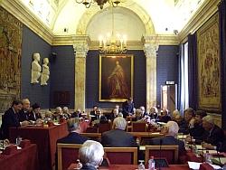 Séance de l'Académie des sciences morales et politiques du 17 janvier 2011
