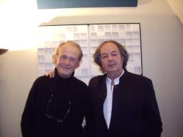 Jacques Paugam et Gonzague Saint-Bris
